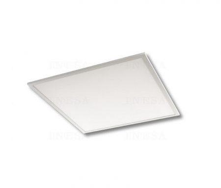 LED mennyezetvilágítás, négyszög panel 600x600mm 45W 3600lm 4000K