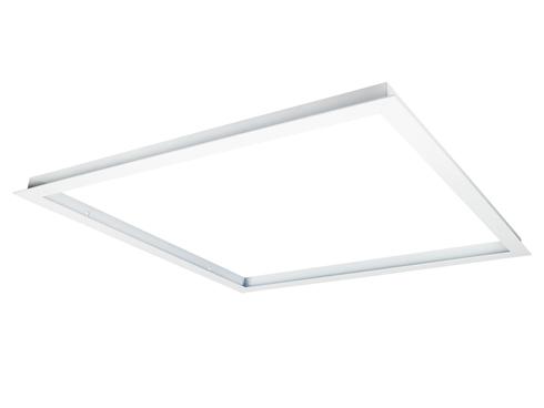 LED panel gipszkarton süllyesztő keret 600×600